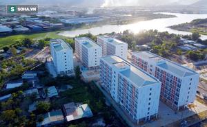 Cận cảnh Bệnh viện dã chiến Đà Nẵng hoàn thành sau 3 ngày xây dựng vừa đưa vào hoạt động