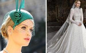Cháu gái Công nương Diana từng chiếm spotlight tại đám cưới Meghan bất ngờ kết hôn, danh tính chú rể gây chú ý