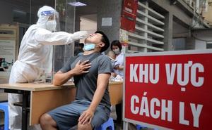 Sáng 30/7, Hà Nội phát hiện thêm 17 ca dương tính với SARS-CoV-2