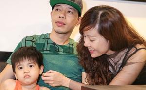 Thái Hòa sau khi ly hôn Cát Phượng: Viên mãn bên vợ mới nhưng chạnh lòng vì con thiếu vắng cha
