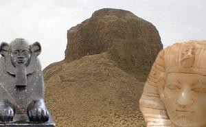 Kim tự tháp Đen và bi kịch chìm sâu vào quên lãng: Thánh địa bị 'bỏ rơi từ khi mới lọt lòng', nghìn năm sau không thoát khỏi thảm cảnh đạo mộ