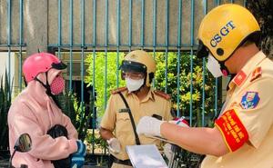 Vì sao đường phố TP HCM đông trở lại?: Xử phạt nhiều... thánh cãi!