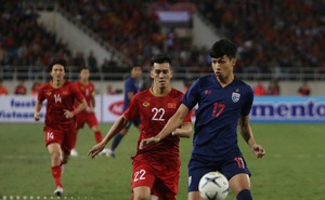 Thái Lan thất vọng khi bị Việt Nam bỏ xa trên BXH FIFA