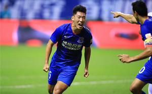 """Báo Trung Quốc đặt niềm tin vào """"lá chắn thép"""" sinh năm 2000 tại vòng loại World Cup 2022"""