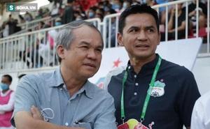 """Vì HAGL và bầu Đức, HLV Kiatisuk lại thêm một lần """"xát muối"""" vào nỗi đau của CĐV Thái Lan"""