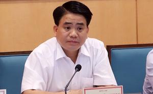 Gia đình cựu Chủ tịch Hà Nội Nguyễn Đức Chung bị kê biên nhiều nhà, đất