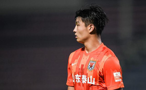 Báo Trung Quốc tiếc nuối khi ngôi sao chuẩn bị gia nhập La Liga vắng mặt ở ĐTQG