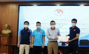 Lãnh đạo VFF trực tiếp giao chỉ tiêu cho tuyển futsal Việt Nam