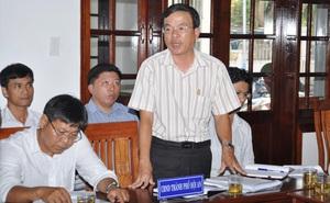 Kỷ luật cảnh cáo Phó Chủ tịch TP Hội An