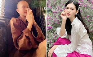Diễn viên Ngọc Trinh thừa nhận đã cạo đầu quy y, bị trầm cảm nặng sau loạt biến cố