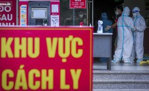 Hà Nội: Huy động gần 200 nhân viên y tế lấy mẫu tổng lực cho cư dân HH4C Linh Đàm