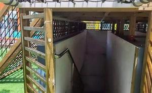 Trung Quốc: Phụ huynh giật mình phát hiện cơ sở bí mật nằm dưới trường mầm non