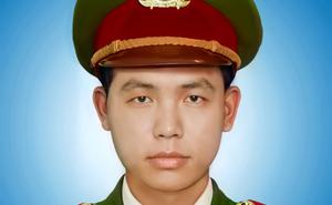 Đề nghị truy tặng huân chương cho thượng úy công an hy sinh tại TP.HCM