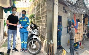 Nữ lao công bị cướp ở Hà Nội đã được tặng 3 chiếc xe máy mới