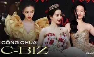 Những nàng công chúa đẹp kinh diễm nhất Cbiz: Angela Baby - Dương Mịch đẹp nghẹt thở, vẫn bị Nhiệt Ba diễm lệ 'đè bẹp'