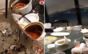 Clip: Bàn lẩu nổ tung trong lúc đang ăn khiến thực khách phải nhập viện, nguyên nhân do một điều mà các nhà hàng thường không để ý