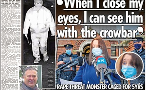 Bị đồng nghiệp tấn công tình dục, người phụ nữ bình tĩnh nói 1 câu, đối phương lập tức đi ra mở cửa