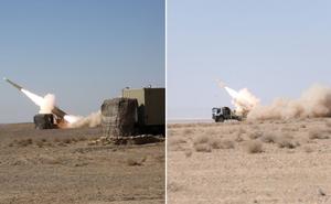 Iran thử nghiệm thành công hệ thống tên lửa Mersad-16 tự sản xuất