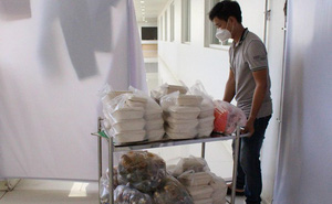 TP.HCM: Diễn biến mới vụ 3 con sâu bò trong suất ăn của điều dưỡng ở Bệnh viện dã chiến