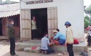 Con trai rơi xuống hồ tử vong, bố kẹt ở vùng dịch không thể về đưa tang