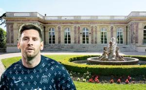 """Bị làm giá vụ thuê """"Lâu đài màu hồng"""", Messi quyết định rút lui"""