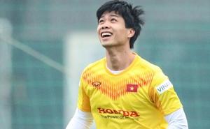 Công Phượng lập cú đúp, tuyển Việt Nam có trận thắng chạy đà cho cuộc đấu với Trung Quốc
