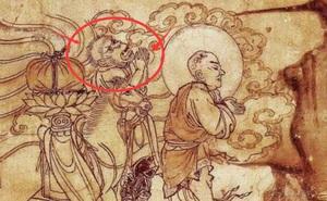 Soi bức tranh cổ vẽ Tôn Ngộ Không, chuyên gia sửng sốt: Hóa ra Tề Thiên Đại Thánh trông như thế này sao?