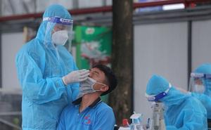 """Sáng 22/9, Hà Nội chỉ phát hiện thêm 1 ca mắc Covid-19 liên quan """"ổ dịch"""" ở Thanh Xuân Trung"""