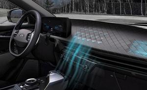Xe Hyundai sẽ có điều hòa như mang cá, hiện đại không kém Ferrari
