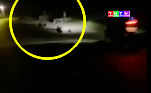 Clip tai nạn thảm khốc đêm Trung thu ở Phú Thọ khiến 5 thanh thiếu niên tử vong