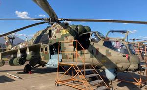 """Trực thăng tấn công Mi-35P """"Phượng hoàng"""" đột kích nhanh nhất TG - Sinh tồn tuyệt hảo"""