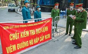 Hà Nội: Nam công nhân xây dựng bị tai nạn lao động tử vong