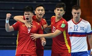 Futsal Việt Nam tăng 5 bậc trên BXH futsal thế giới, xếp hạng 2 Đông Nam Á