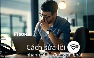 Wifi bị chấm than: Tại sao và 4 cách sửa Wifi bị chấm than đơn giản