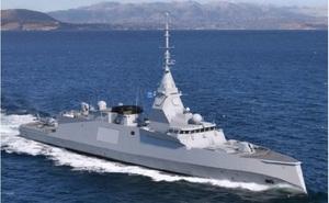 Pháp ký hợp đồng bán 3 tàu hộ vệ tên lửa hiện đại cho Hy Lạp