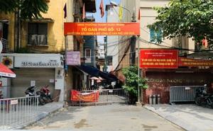 12 giờ đêm nay (28/9), gỡ phong tỏa ngõ 328-330 đường Nguyễn Trãi, quận Thanh Xuân