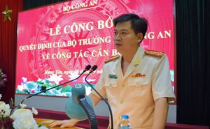 Đại tá Nguyễn Thanh Trường, Giám đốc Công an tỉnh Thái Bình làm Giám đốc Công an tỉnh Hưng Yên