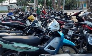 """Đột nhập kho xe máy """"khủng"""" do trộm cắp ở Bình Thuận"""