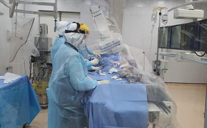 """Nhồi máu cơ tim khi đang mắc Covid-19: Bệnh nhân nói mình """"như chết đi sống lại"""""""