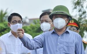 Bí thư Hà Nội nói về việc tiếp tục nới lỏng biện pháp phòng chống dịch Covid-19: Không làm ồ ạt!