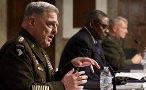 Tướng Mỹ nói từng khuyên ông Biden giữ lại 2.500 quân ở Afghanistan