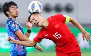 Trung Quốc khởi đầu ê chề, có thống kê tệ nhất châu Á sau 2 trận ở vòng loại World Cup