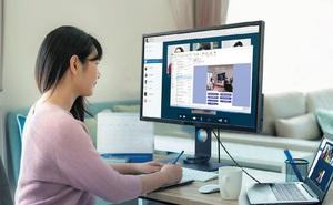Người dùng đề cao tính năng bảo vệ mắt khi chọn mua màn hình