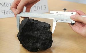 Tìm thấy mảnh vỡ lớn nhất của thiên thạch Nga