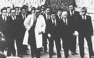 Hoạt động của băng đảng 'chơi' với chính trị gia Hong Kong