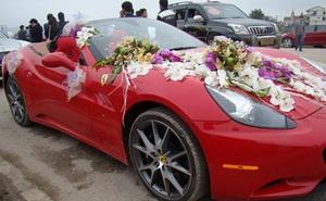 Những đám cưới 'khủng' khiến dân mạng hoa mắt