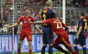 Tổng kết Champions League: Barca làm nền vinh danh Bayern Munich