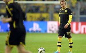 Chấn thương, Gotze có thể lỡ chung kết Champions League