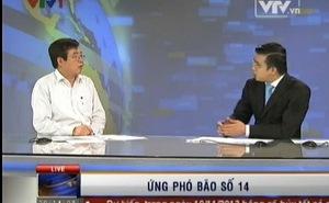 Chương trình đặc biệt của VTV về siêu bão Haiyan