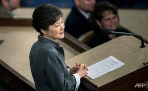 Tổng thống Hàn Quốc sa thải phát ngôn viên giữa chuyến thăm Mỹ